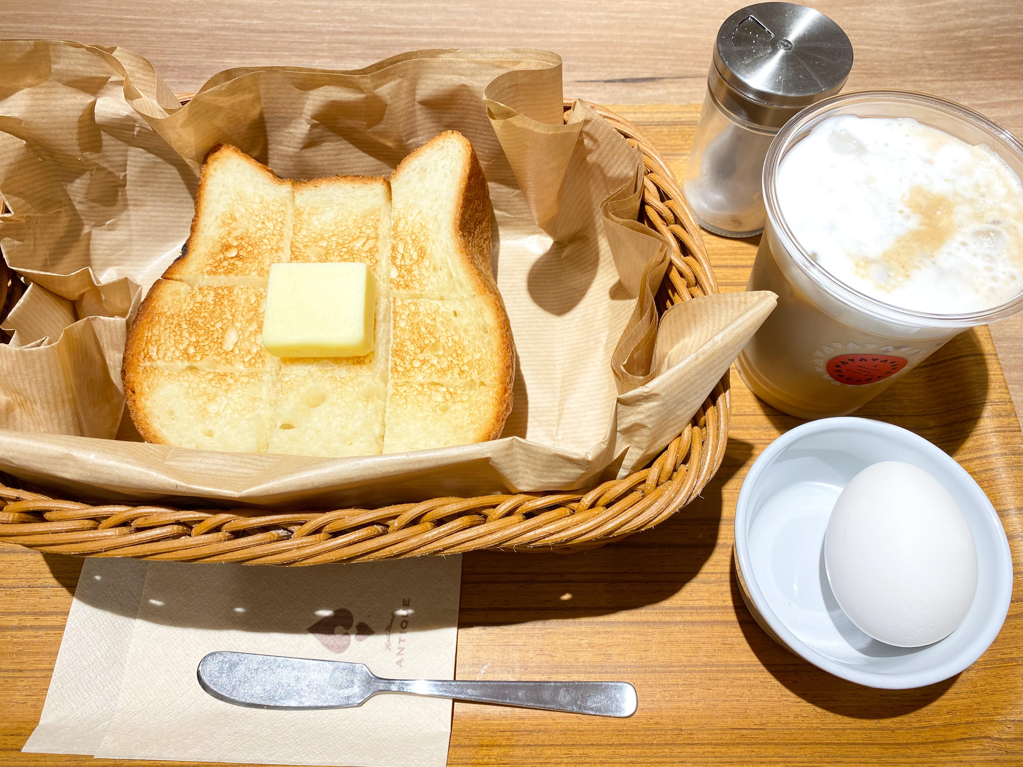 食パン ねこねこ